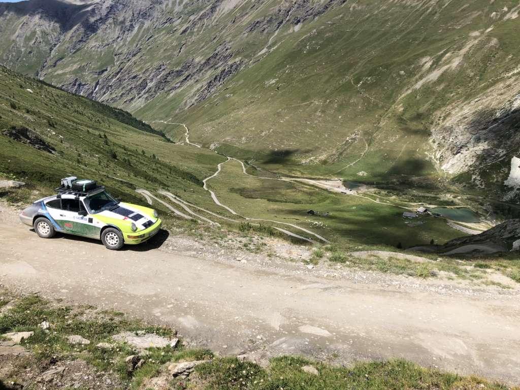 Porsche Tour Alps - Porsche Alpenüberquerung