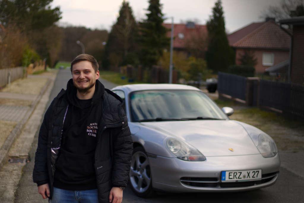 Porsche-Verkauf bei Elferspot