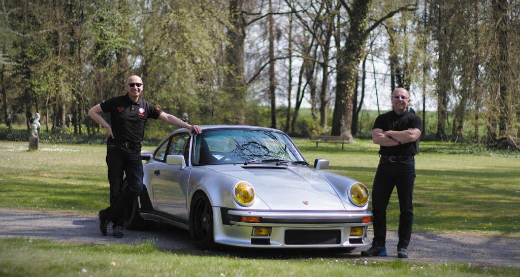 Stefan und Matthias Nonn von der Turbogarage