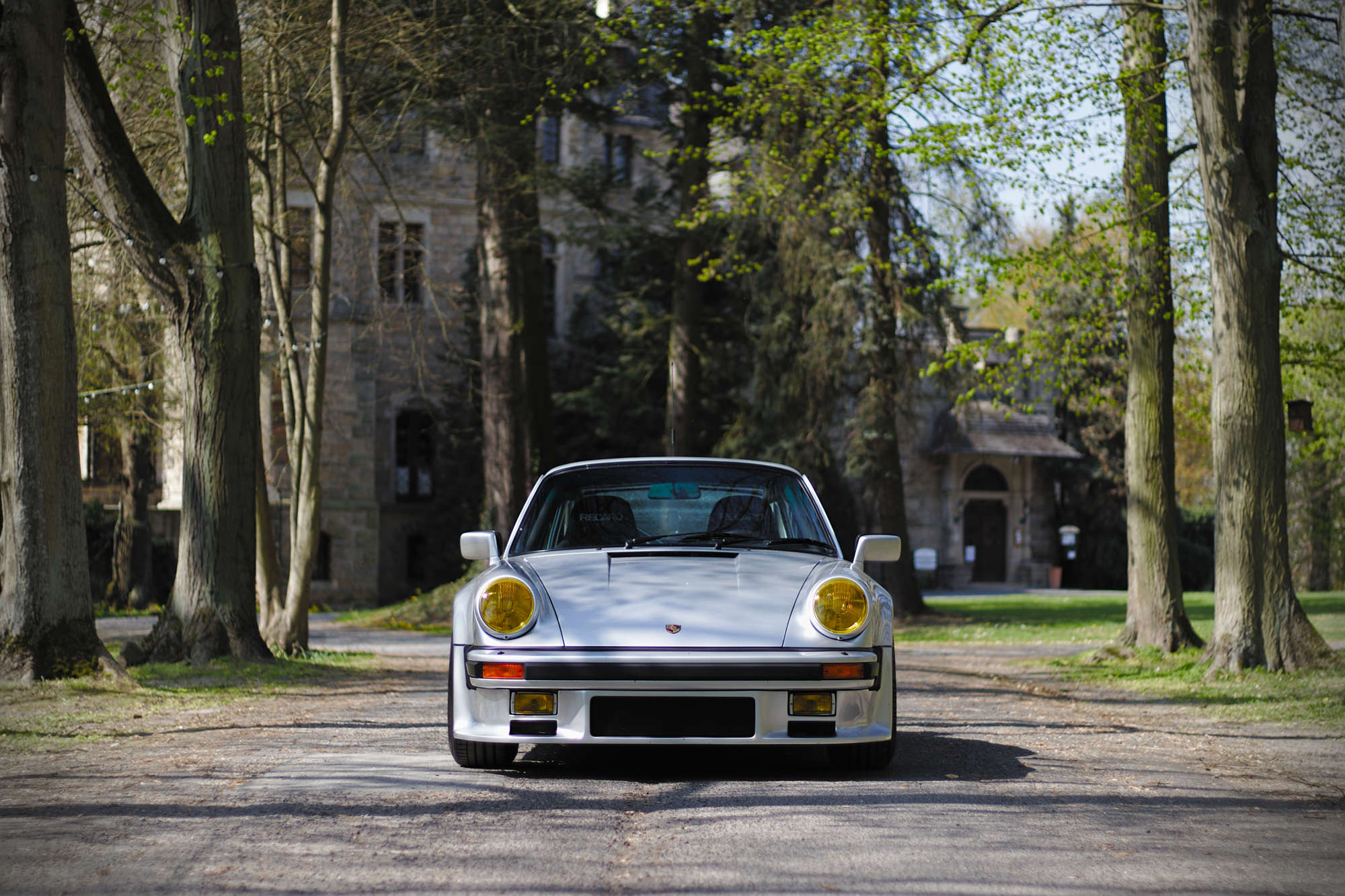Porsche 930 Turbo Group B – It's no backdate, it's back!