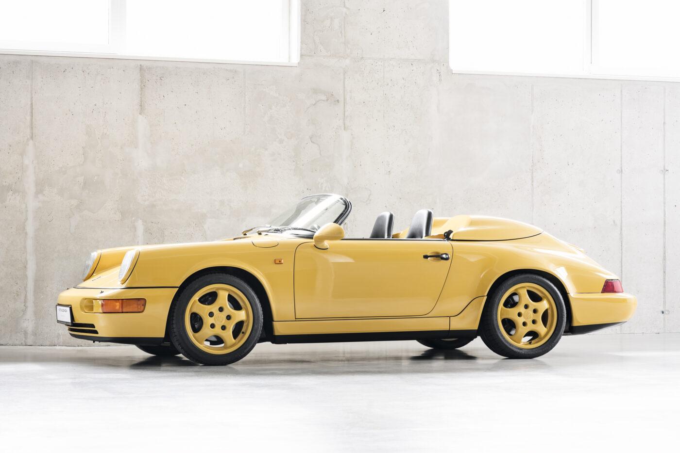 Porsche 964 Carrera 2 Speedster