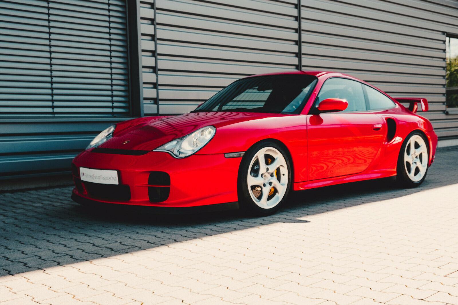 Porsche 996 GT2 Clubsport