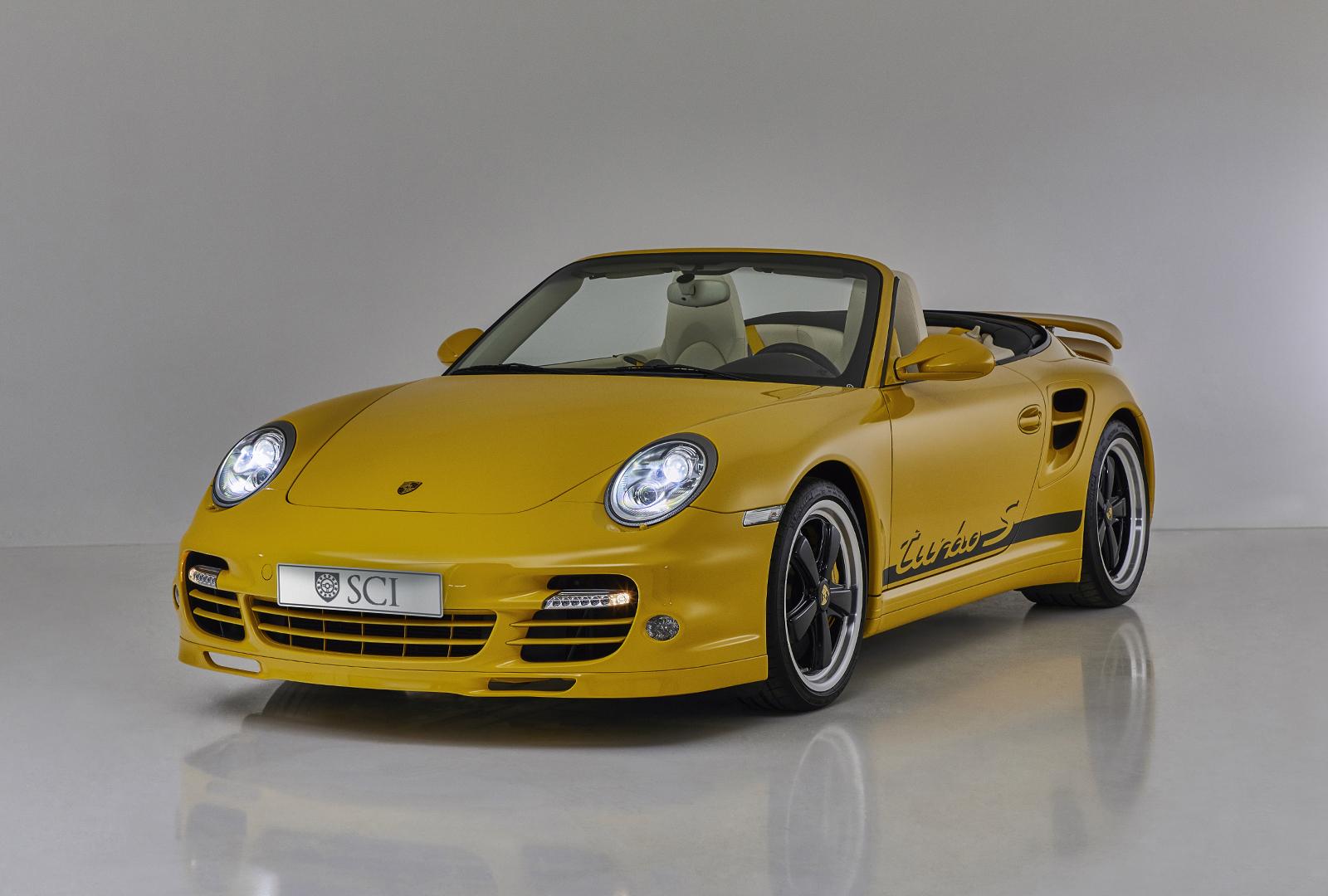 Porsche 997.2 Turbo S