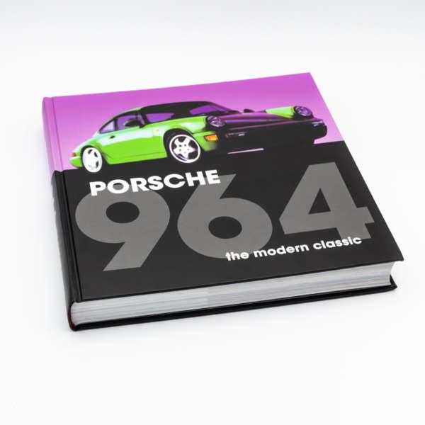 Porsche 964 buch hinten