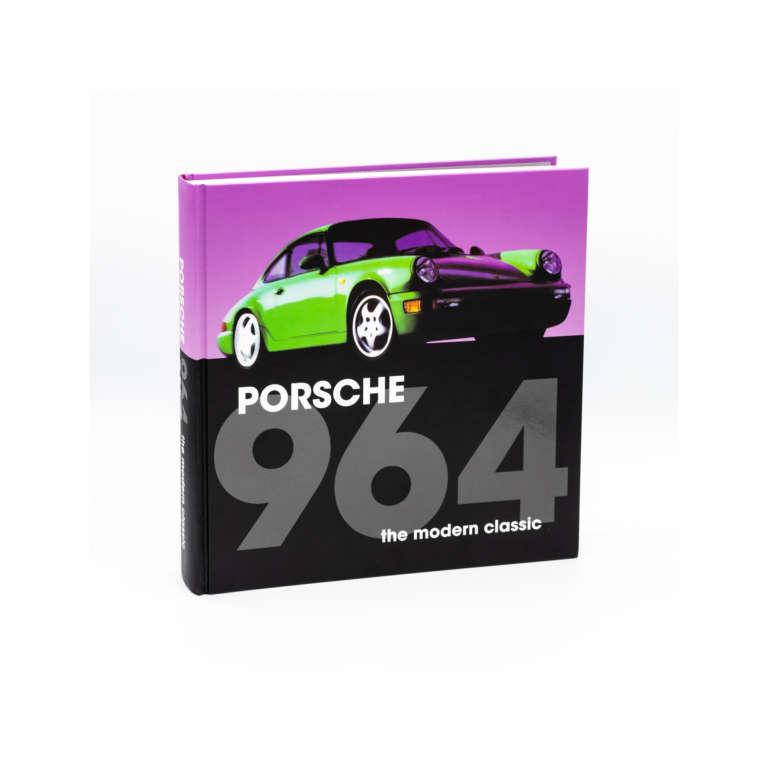 Porsche book 964