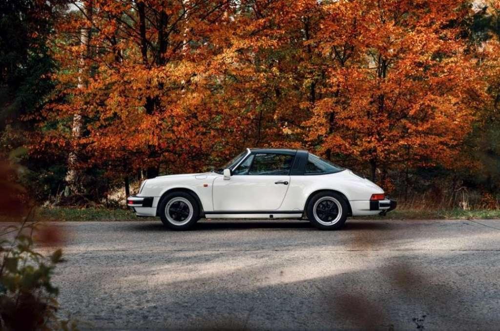 Porsche 911 Carrera 3.2 kaufen
