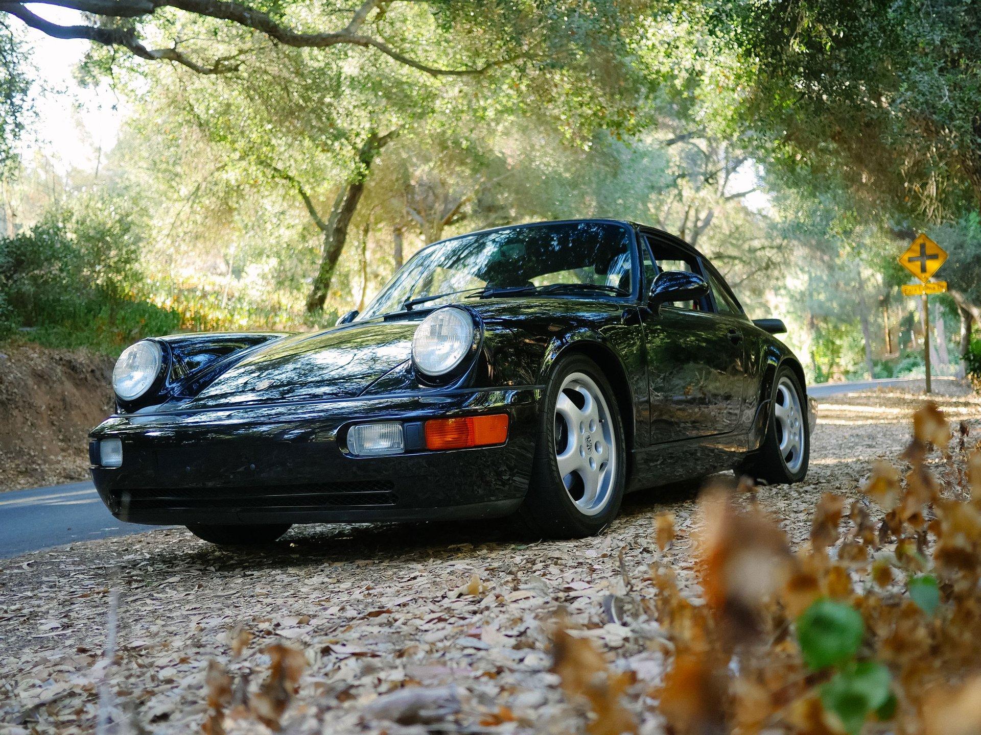 Porsche 964 Carrera RS America