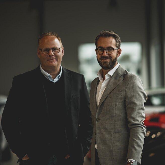 Sören Fransson & John Larsson