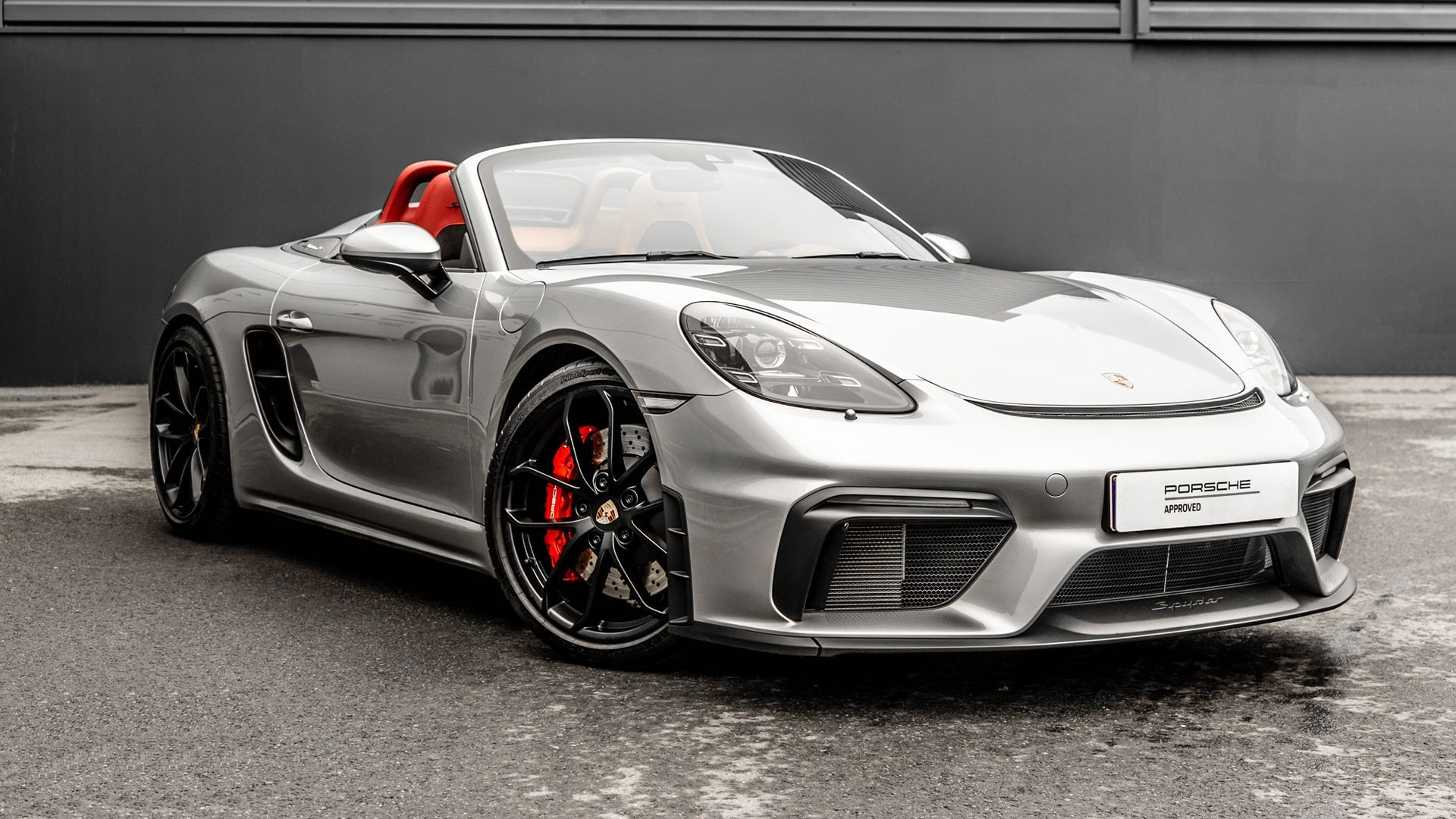 Porsche 718 Spyder Elferspot The Marketplace For Pre Owned Porsche