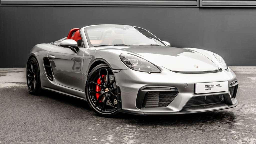 Porsche 718 Spyder gebraucht kaufen