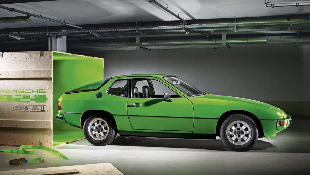 Porsche 924 Design by Harm Lagaay