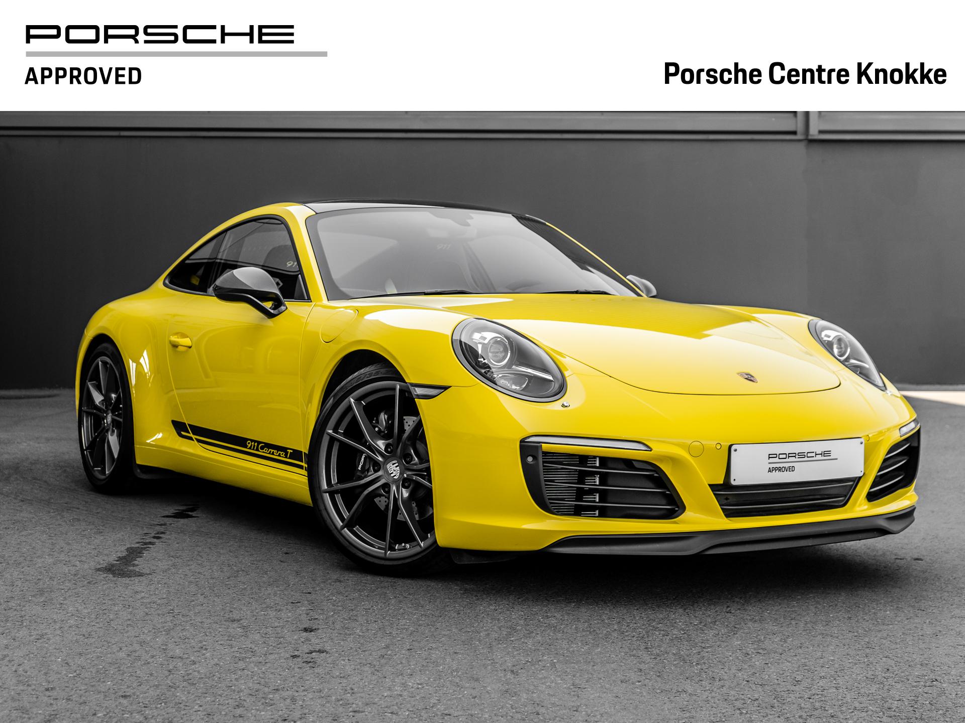 Porsche 991 Carrera T