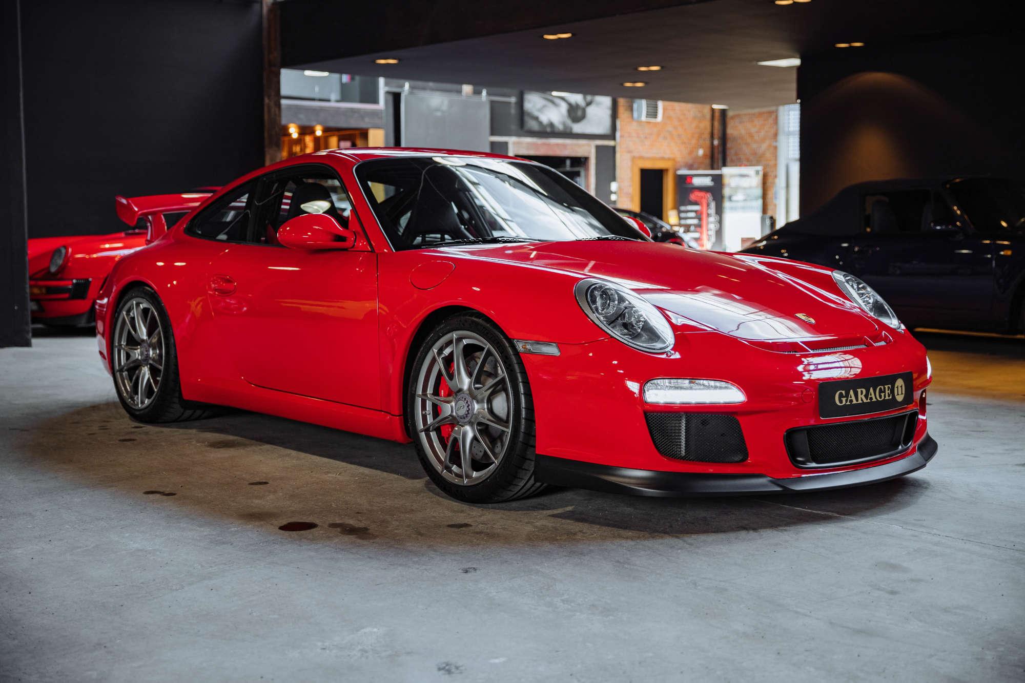 Porsche 997.2 GT3