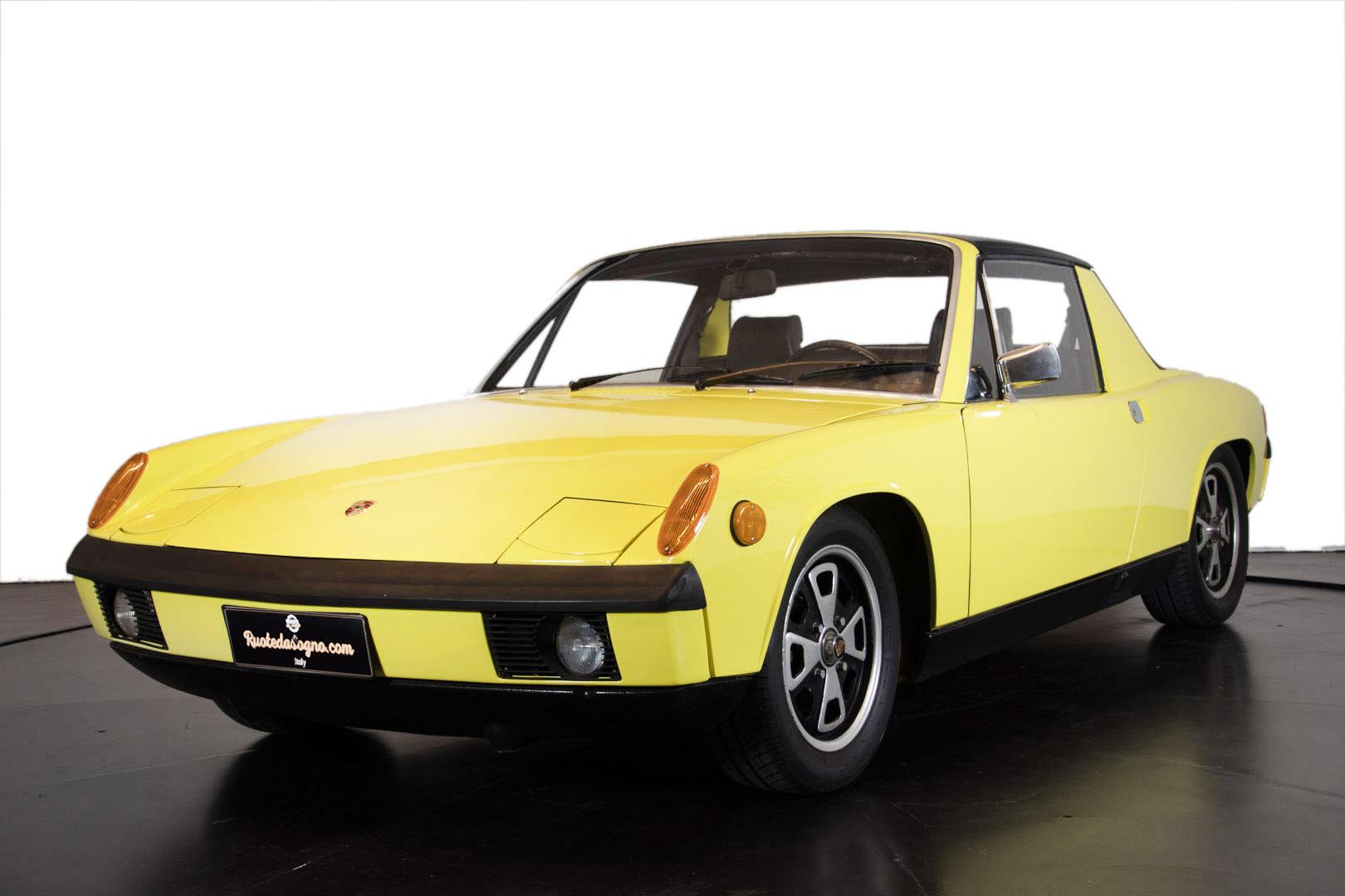 Porsche 914 1.7