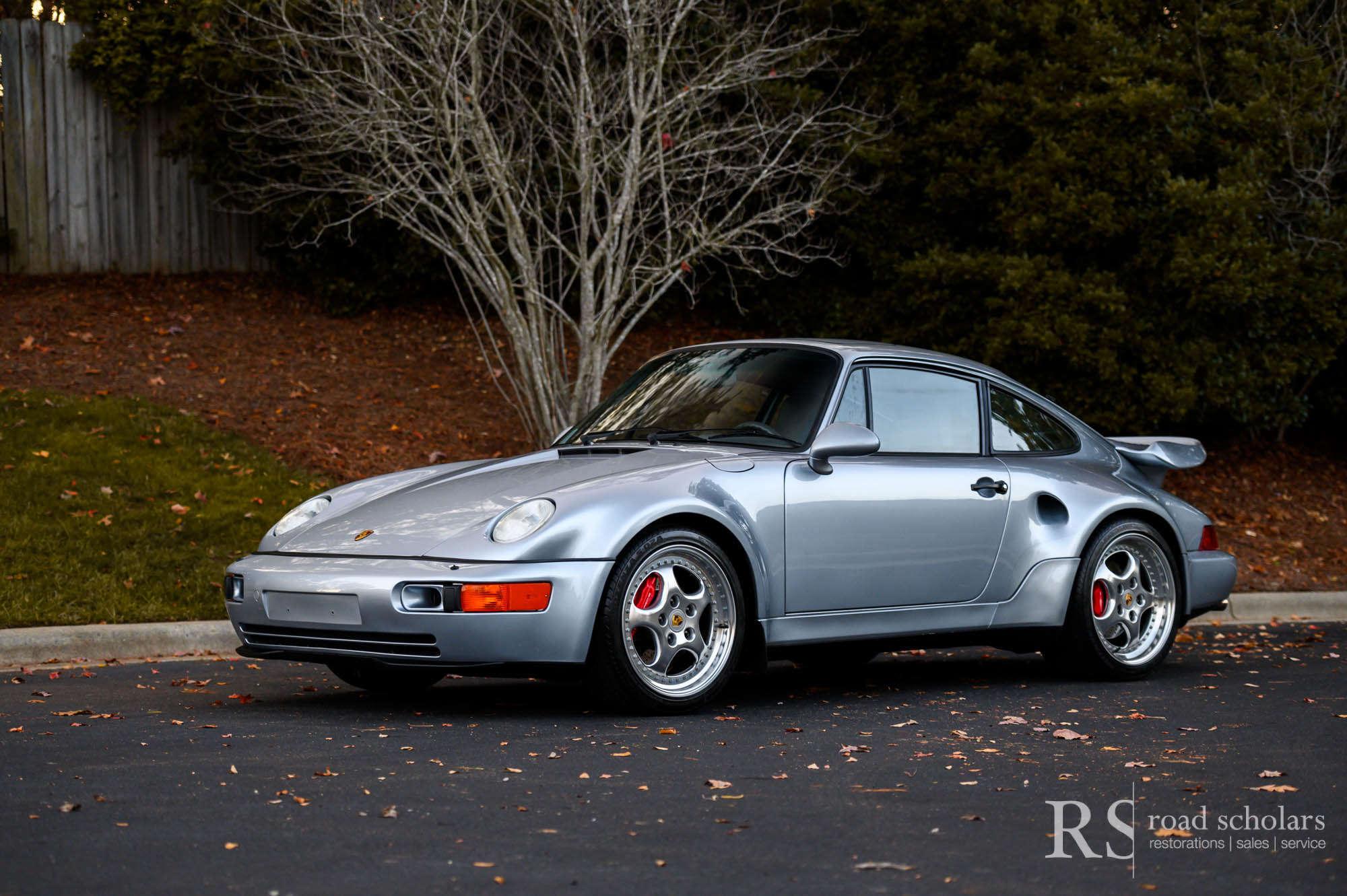 Porsche 964 Turbo S kaufen
