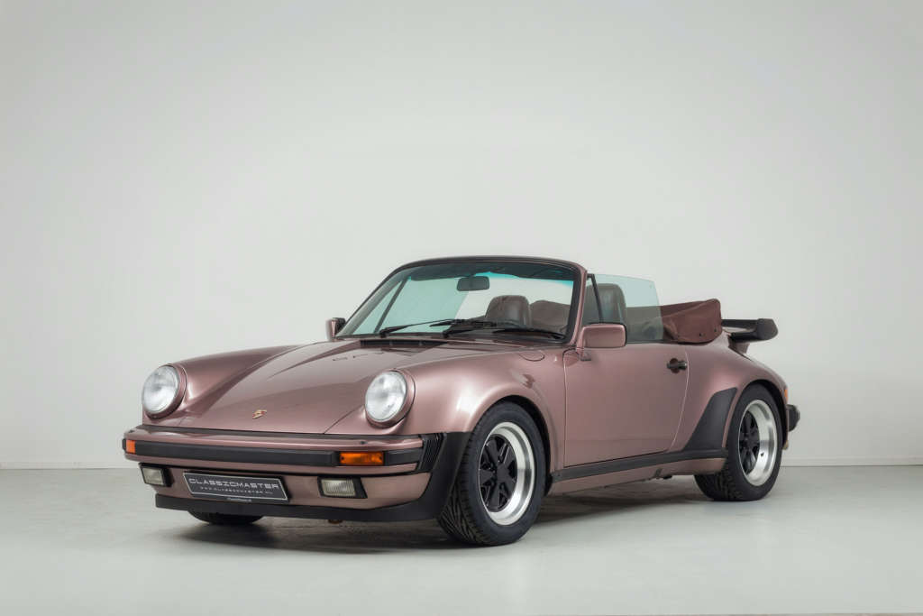 Porsche 930 Cabrio Elferspot The Marketplace For Pre Owned Porsche