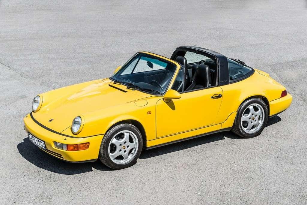 Porsche 964 Targa for sale