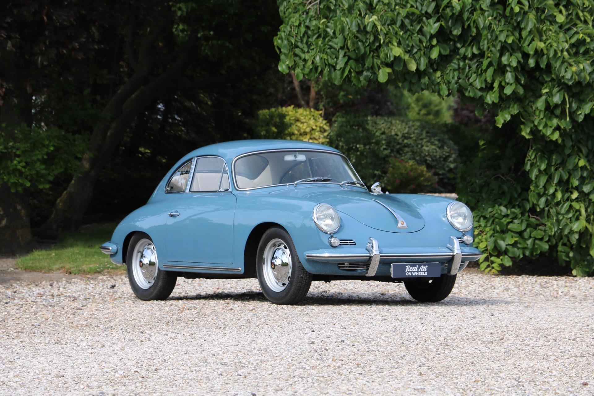 Porsche 356 B 1600 Super 90
