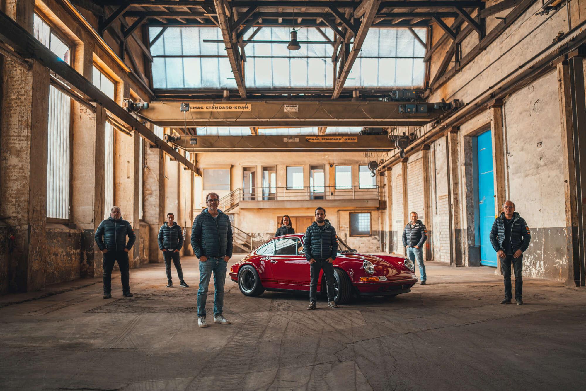 Mletzko Porsche – A matter of heart