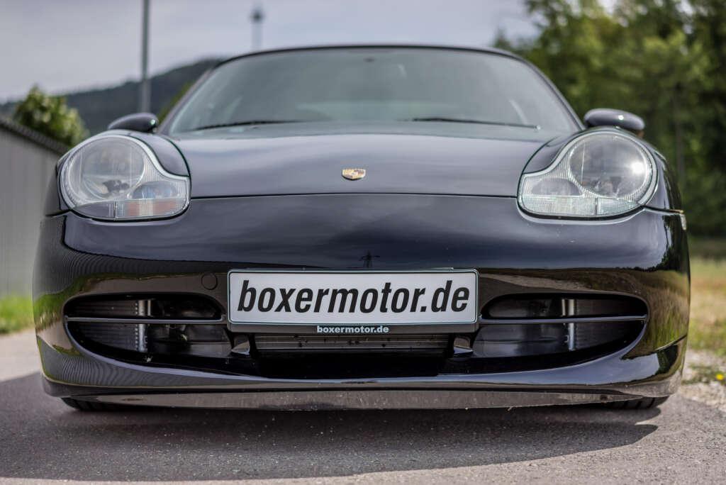 Porsche 996.1 GT3 front