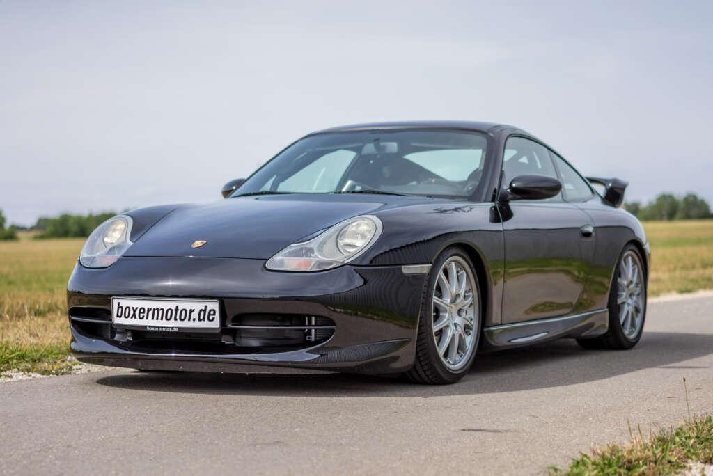 Porsche 996 GT3 Clubsport kaufen!