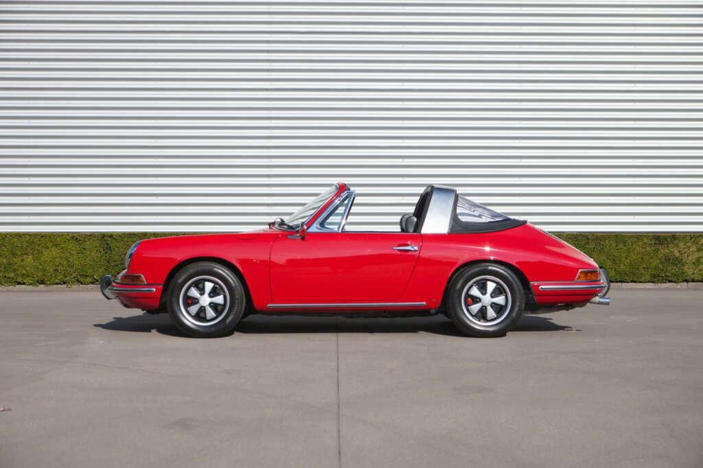 Porsche 911 Targa gebraucht kaufen