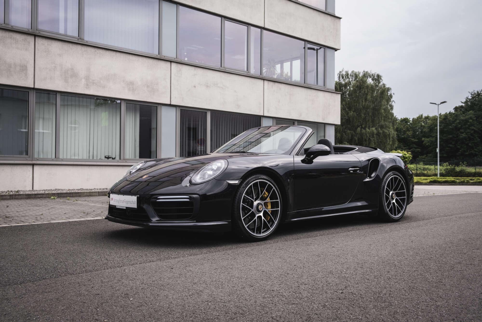 Porsche 991.2 Turbo S