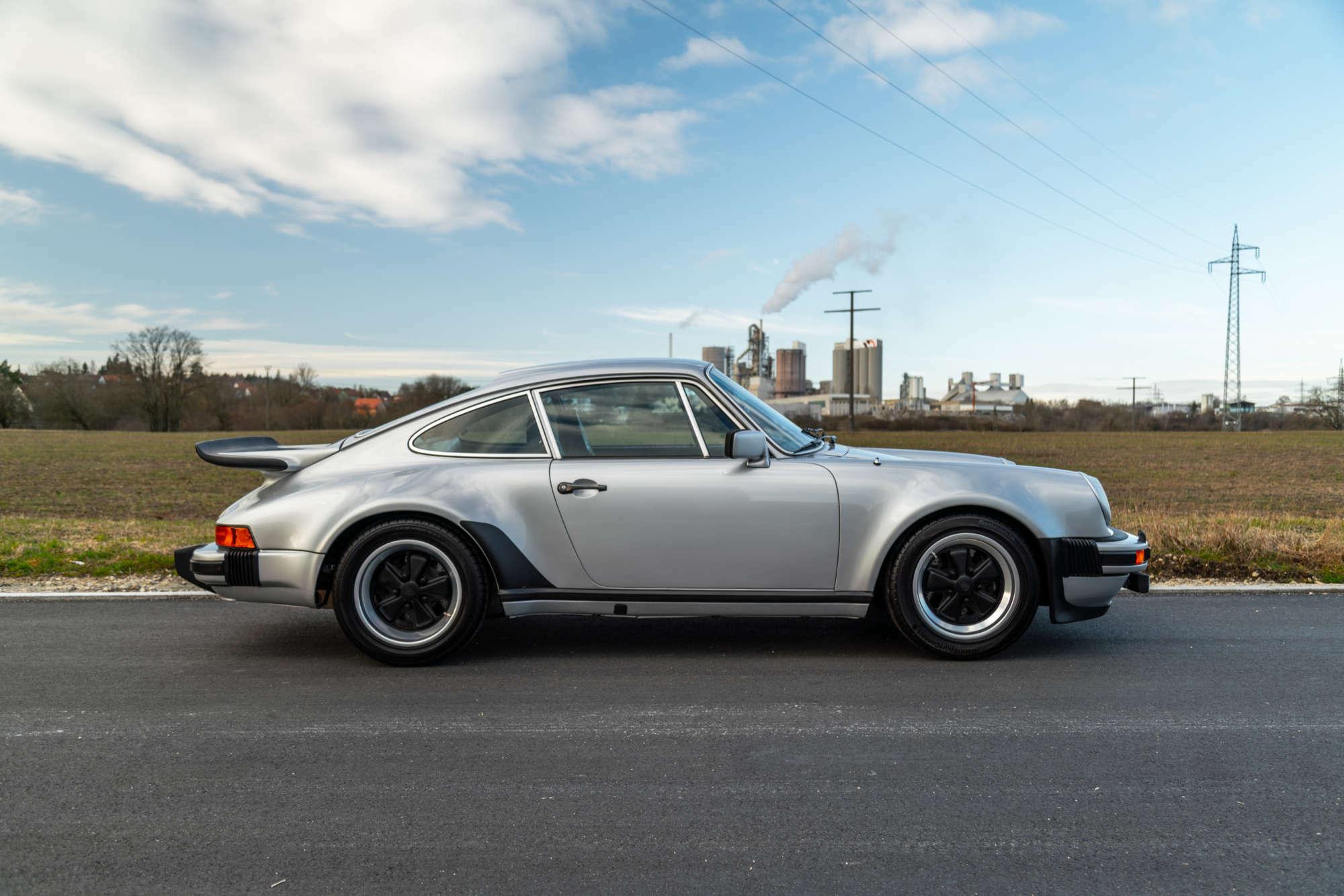 Porsche 911 Turbo for sale