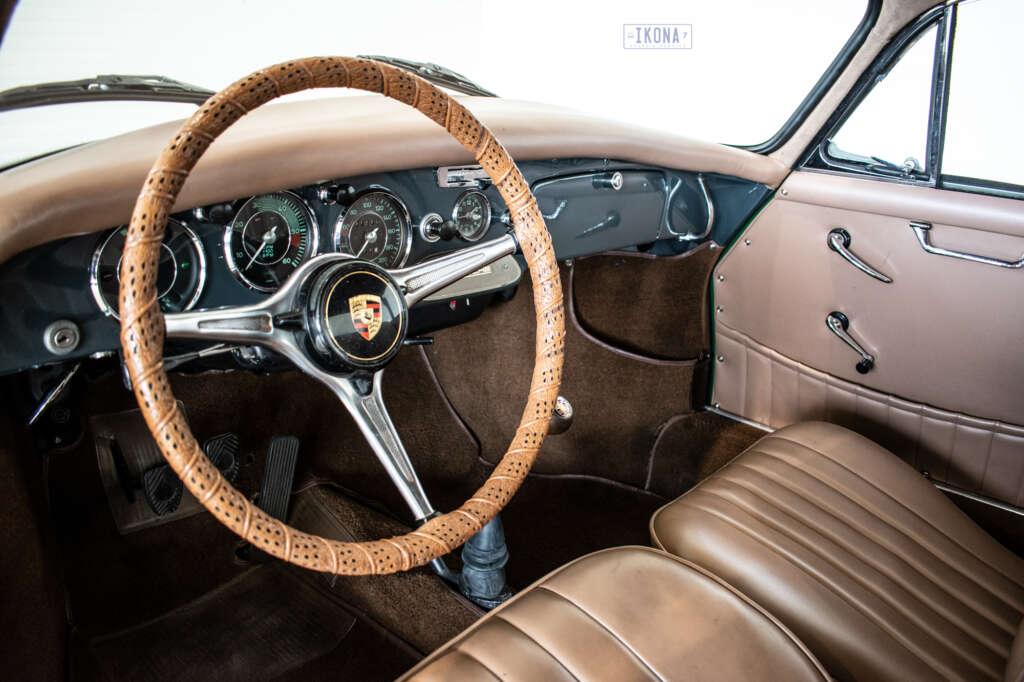 Porsche 356 restoration ikonA7