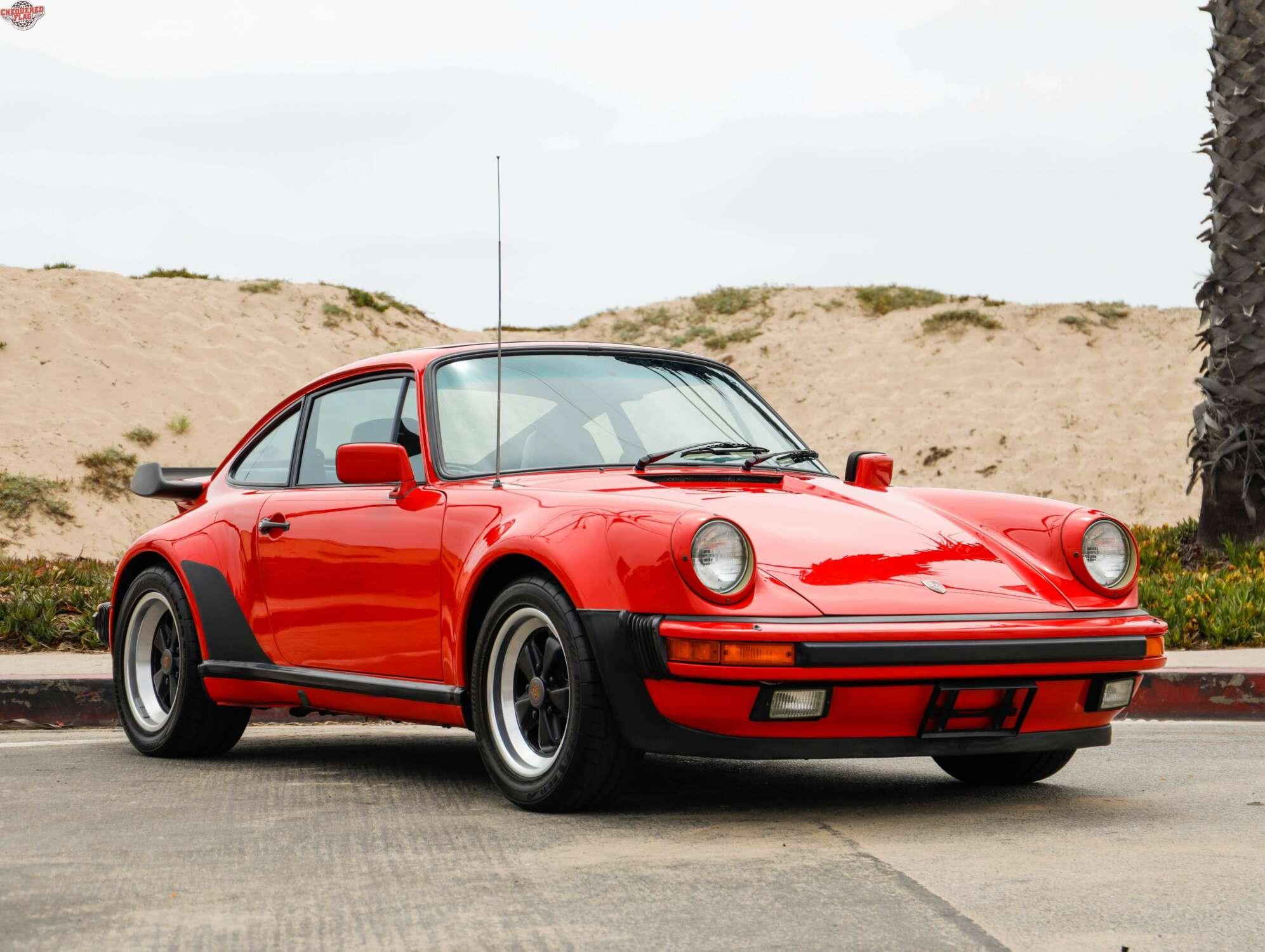 Porsche 911 Carrera 3.2 WTL