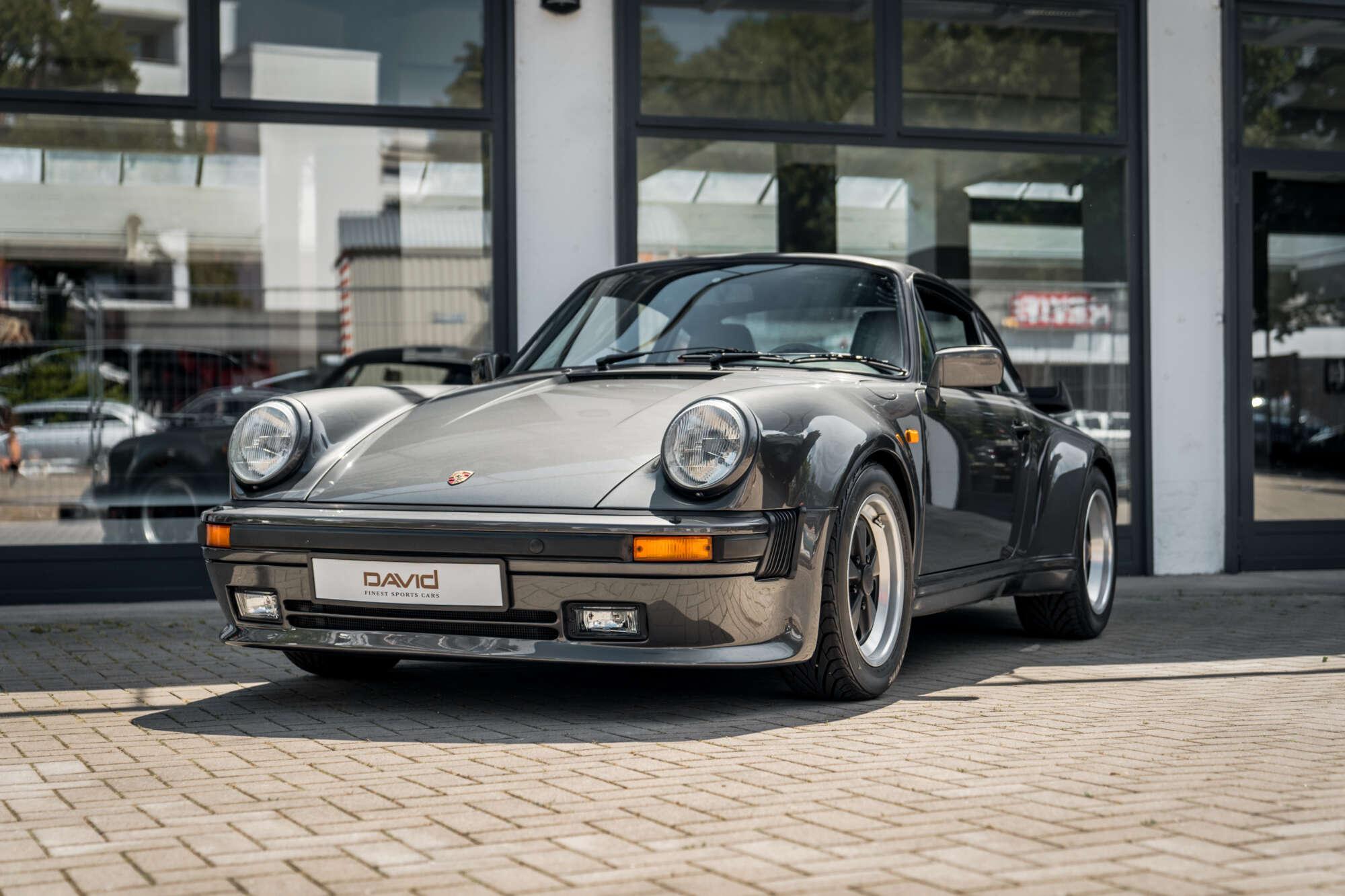 Porsche 911 Turbo 3.3 WLS