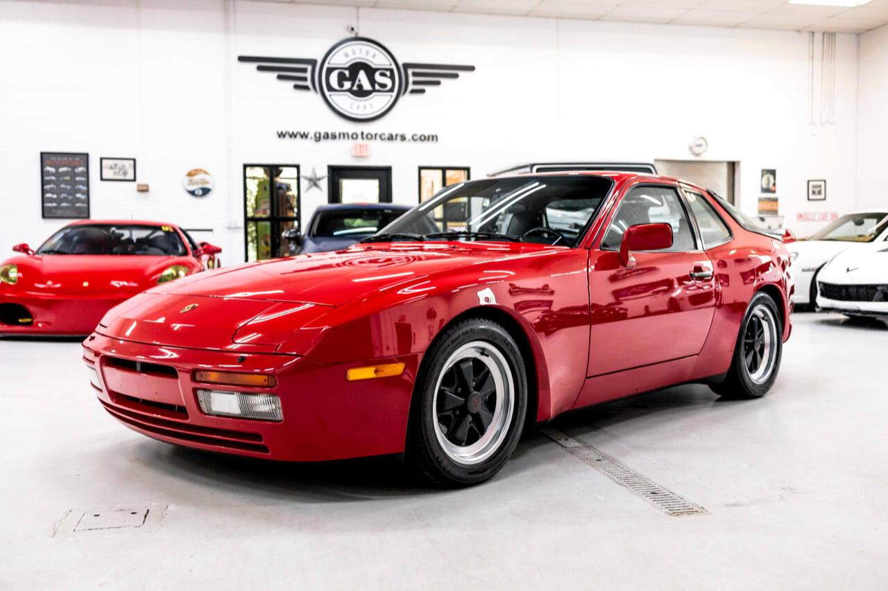 Porsche 944 Turbo Coupé