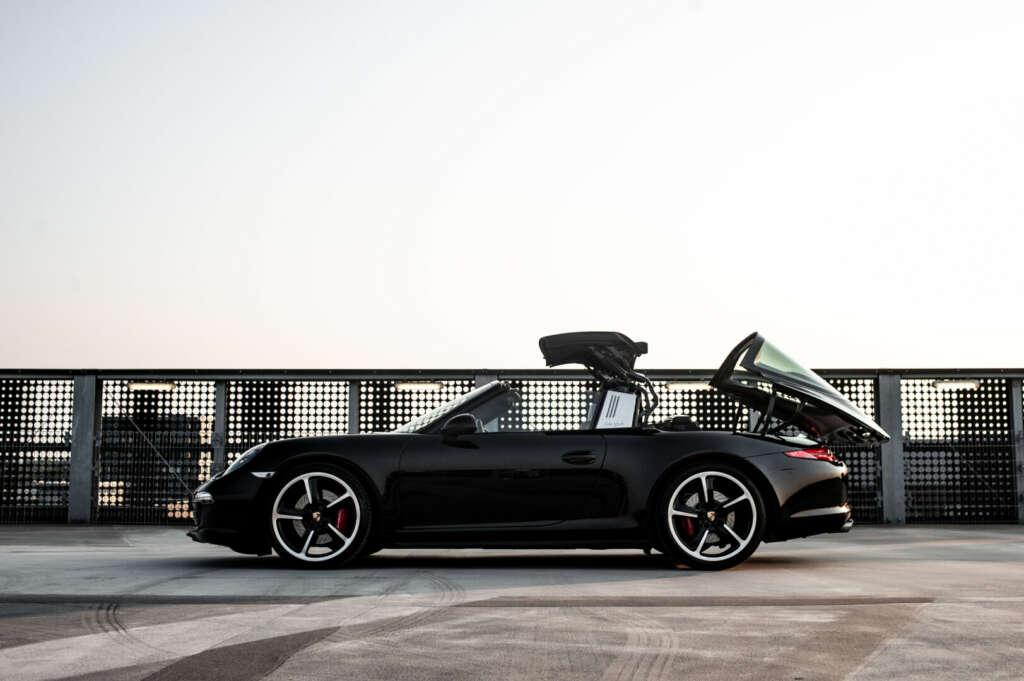 Porsche 991 Targa gebraucht kaufen