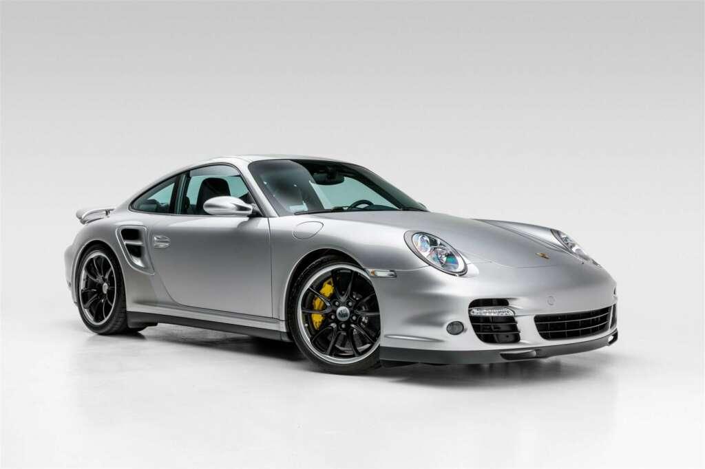Porsche 997 Turbo for sale