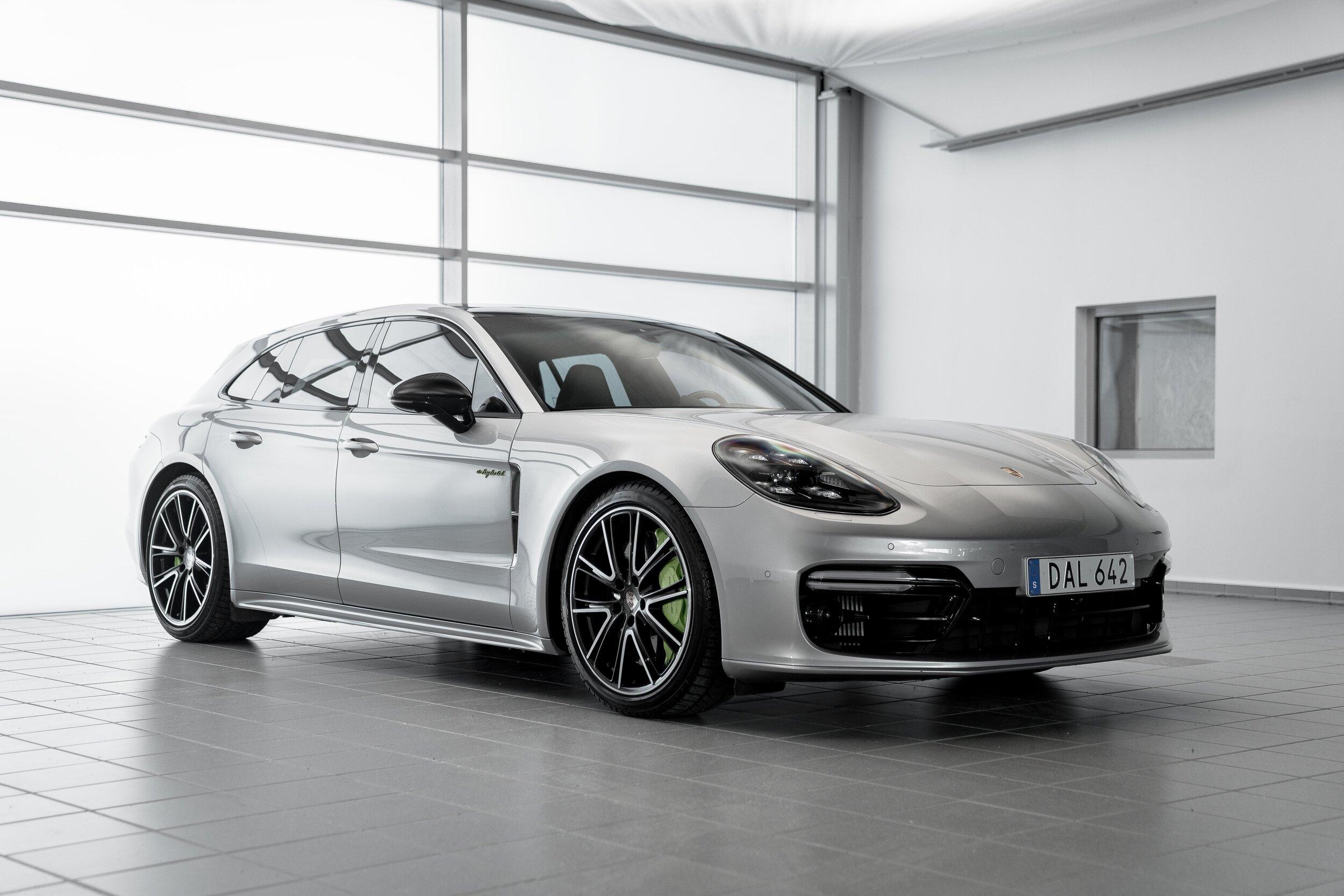 Porsche Panamera Turbo S E Hybrid 2018 Elferspot Com Marktplatz Fur Porsche Sportwagen