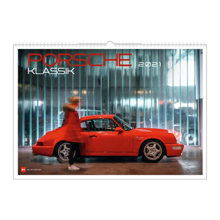 Kalender Porsche 2021