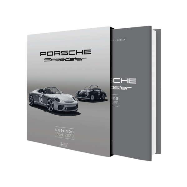Das Porsche Speedster Buch
