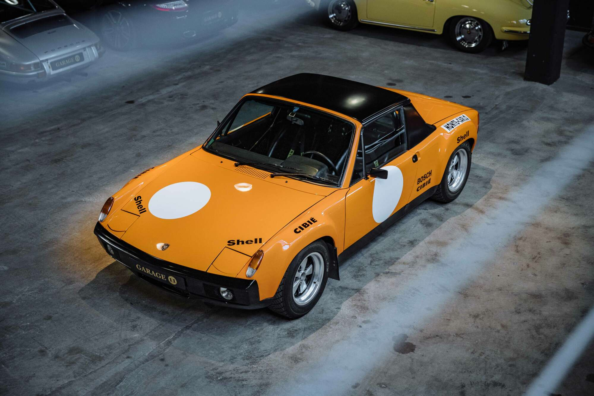 Porsche 914-6 GT Tribute