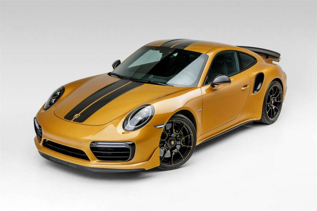 Porsche 991 Turbo S Exclusive Series for sale