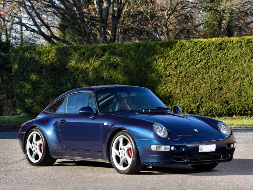Porsche 993 Targa gebraucht kaufen