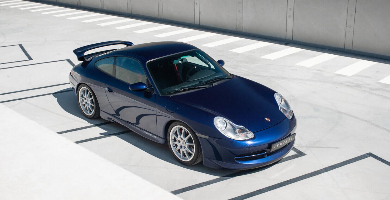 Five good reasons for a Porsche 996 GT3