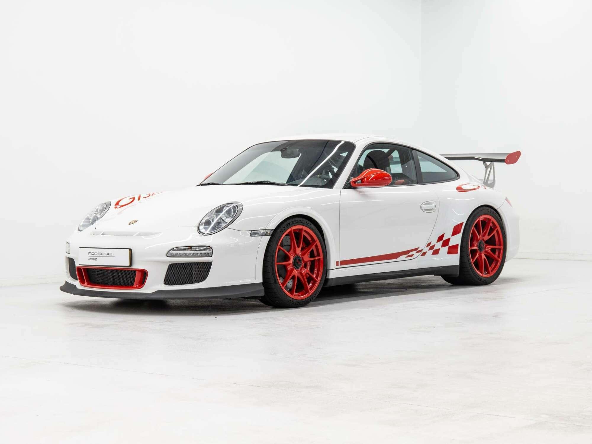 Porsche 997 GT3 RS gebraucht kaufen