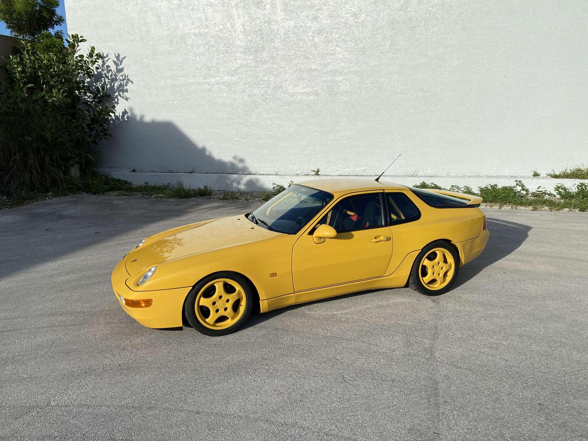 Porsche 968 Club Sport gebraucht kaufen