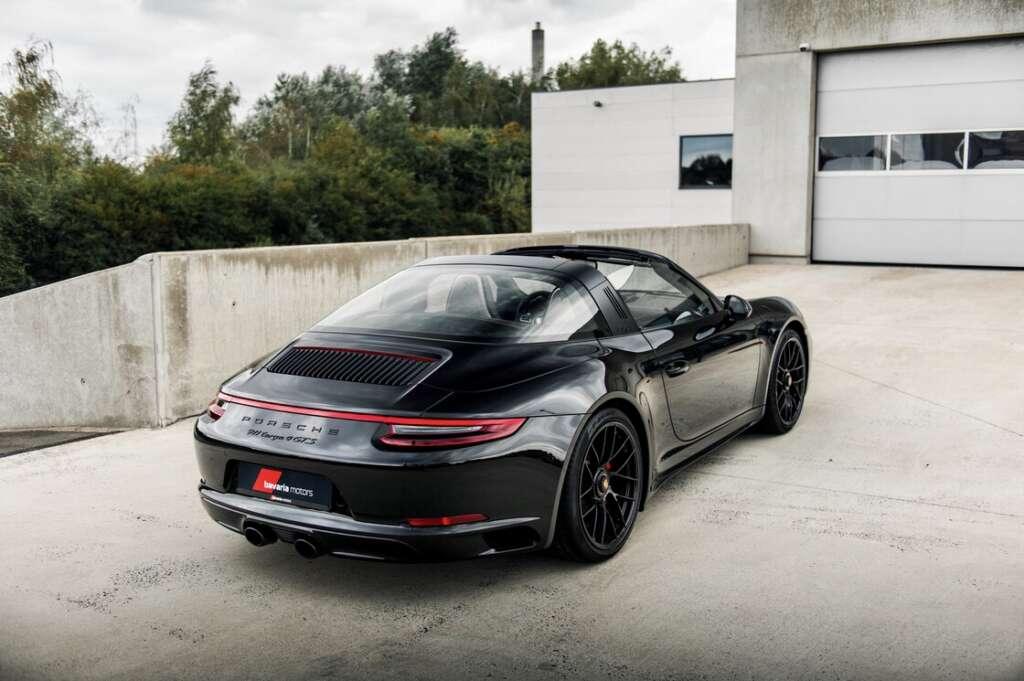 Porsche 991 4 GTS Targa gebraucht kaufen