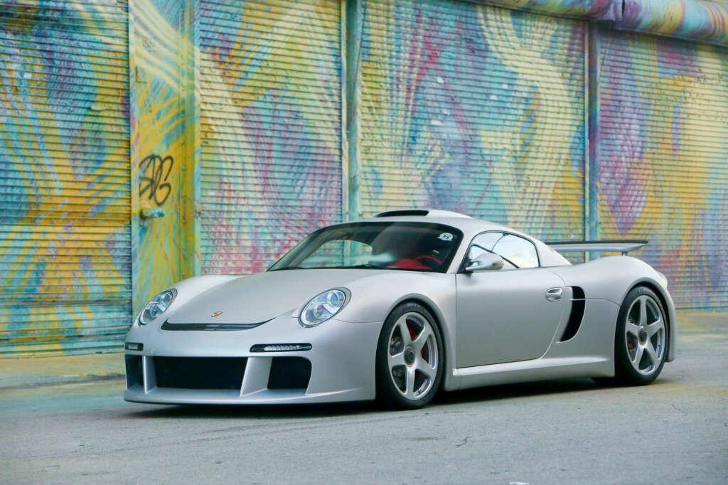 RUF Porsche gebraucht kaufen