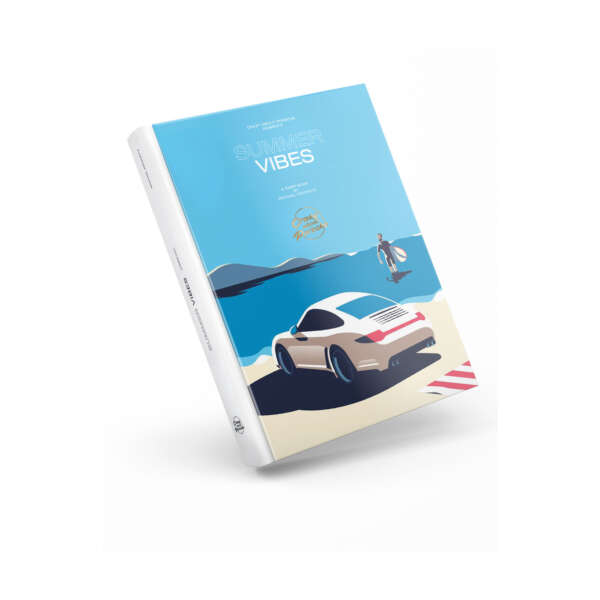 Crazy About Porsche Book