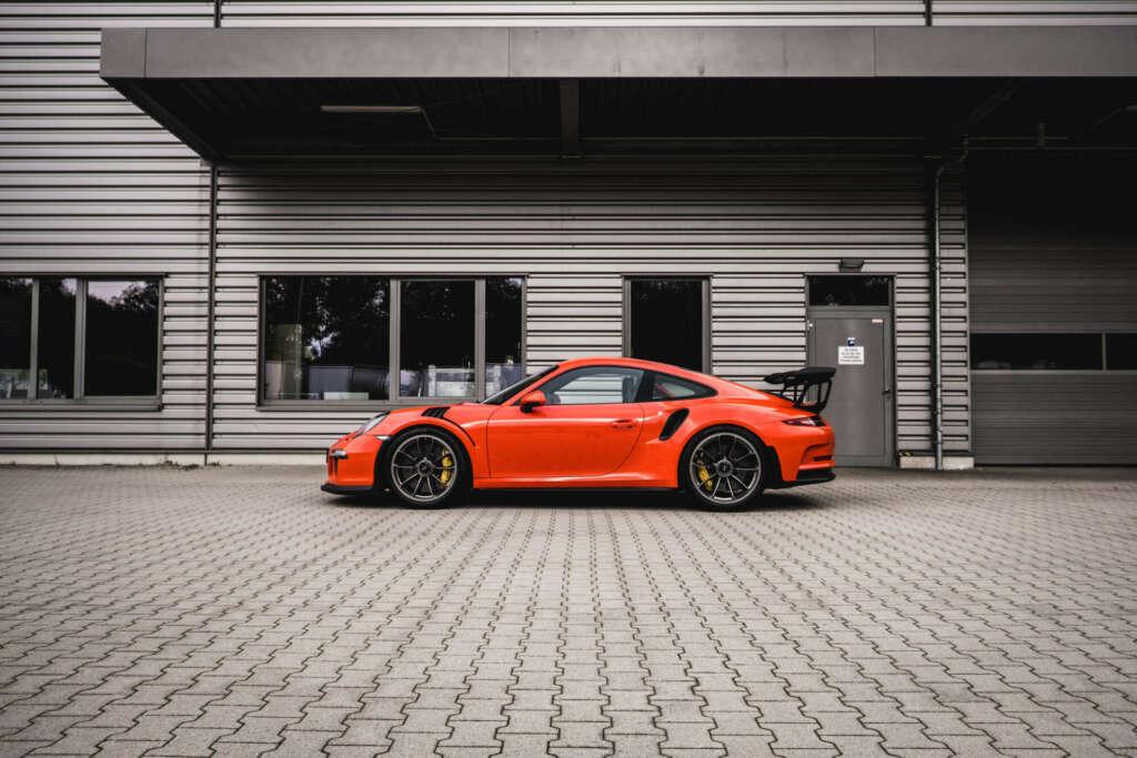 Porsche 991 GT3 RS for sale