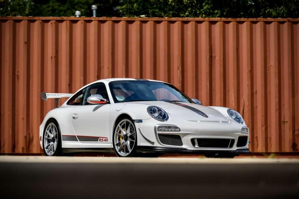 Porsche 997 GT3 RS 4.0 gebraucht kaufen