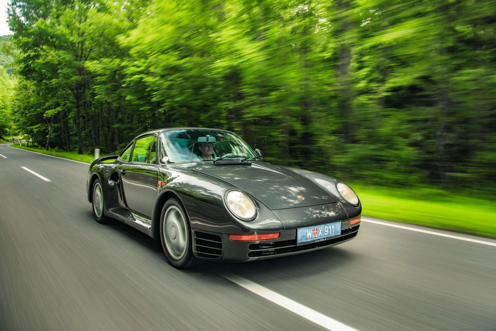 Porsche 959 gebraucht kaufen