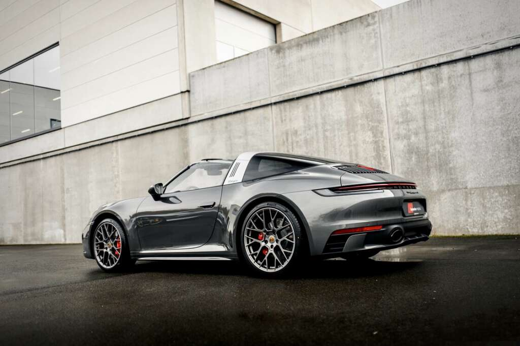 Porsche 992 Targa for sale